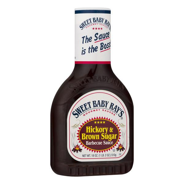 Sweet Baby Ray's Hickory & Brown Sugar Barbecue Sauce