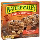 Nature Valley Sweet & Salty Nut Salted Caramel Chocolate Bars 6-1.24 oz Bars