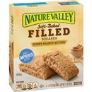 Nature Valley Honey Peanut Butter Soft-Baked Filled Squares 5-1.42 oz Bars
