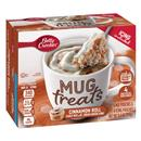 Betty Crocker Mug Treats Cinnamon Roll Cake Mix with Cream Cheese Icing 4Ct