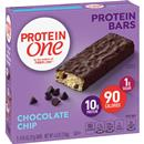 Protein One Chocolate Chip Protein Bar 5-.96 oz Bars