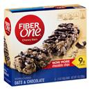 Fiber One Oats & Chocolate Chewy Bars 5-1.4 oz Bars