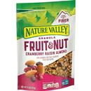Nature Valley Granola, Fruit & Nut, Cranberry Raisin Almond, 11 oz pouch