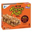 General Mills Reese&#39s Puffs Treats 8 -0.85 oz Bars