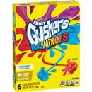 Betty Crocker Fruit Gushers Mouth Mixers Punch Berry 6 - .8 oz Pouches