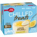 Betty Crocker Chilled Treats Lemon Mousse 4Ct