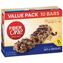 Fiber One Oats & Chocolate Chewy Bars 10-1.4 oz Bars