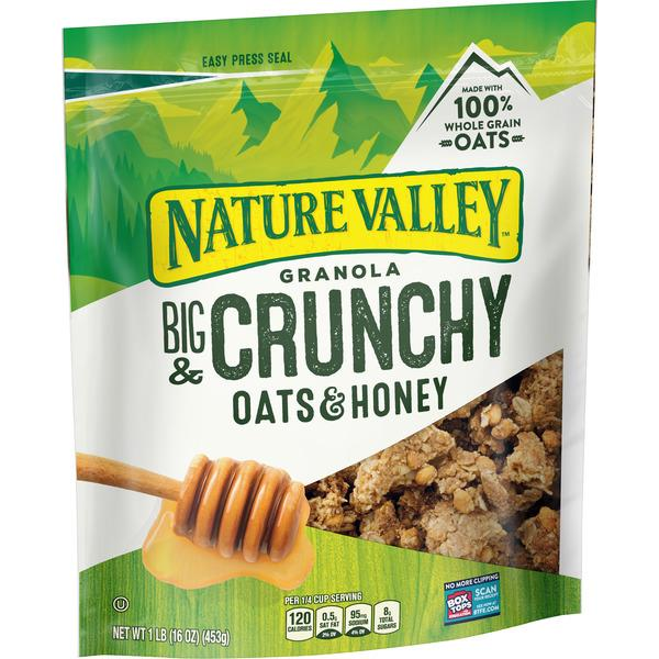 Nature Valley Oats 'n Honey Granola Crunch