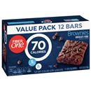 Fiber One 70 Calorie Chocolate Fudge Brownies 12-0.89 oz Brownies