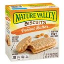 Nature Valley Biscuits with Peanut Butter 5-1.35 oz Pouches