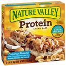 Nature Valley Protein Coconut Almond Chewy Bar Gluten Free 5-1.42 oz Bars