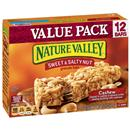 Nature Valley Cashew Sweet & Salty Nut Granola Bars 12-1.2oz Bars