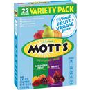 Mott's Medleys Fruit Flavored Snacks Assorted Fruit & Berry - 22 -0.8 oz Pouches