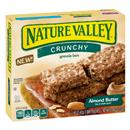 Nature Valley Almond Butter Crunchy Granola Bars 6-1.49 oz Pouches