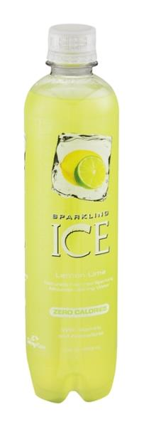 Sparkling Ice Lemon Lime Sparkling Spring Water