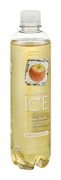 Sparkling Ice Crisp Apple Sparkling Spring Water