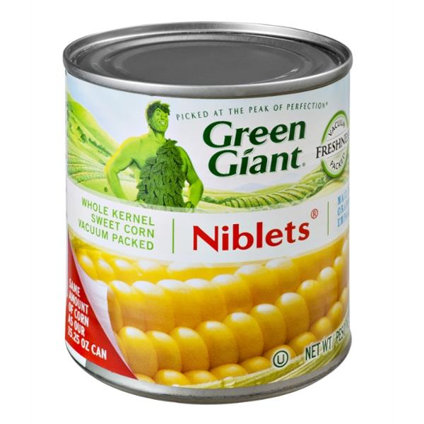 Green Giant Steam Crisp Niblets