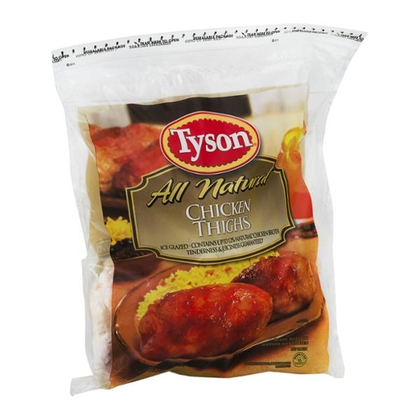 Tyson All Natural Chicken Thighs