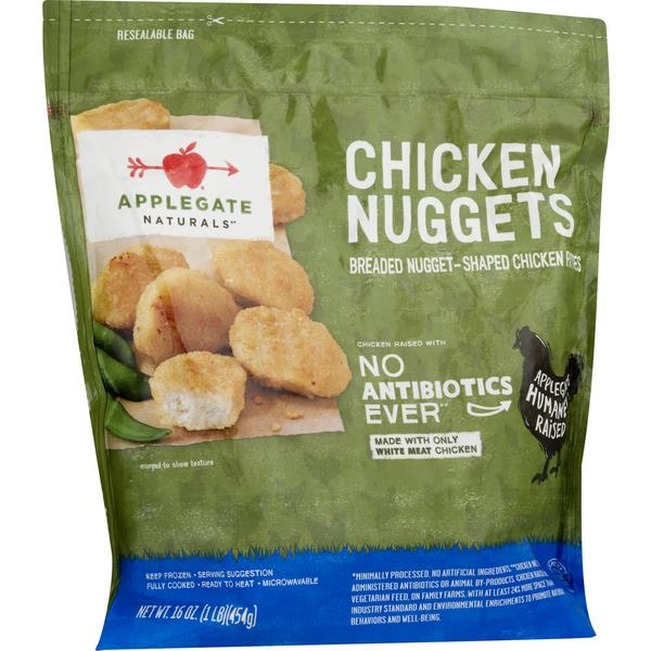 Applegate Natural Chicken Nuggets 36Ct