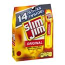 Slim Jim Original Individually Wrapped Sticks, 14-0.28 oz Sticks