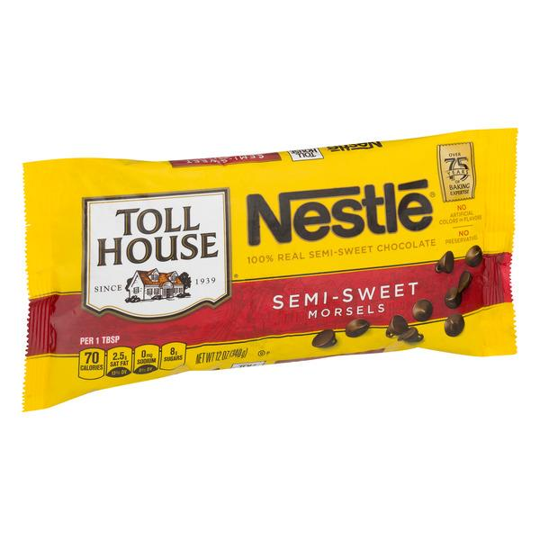 Nestle Toll House Real Semi-Sweet Morsels
