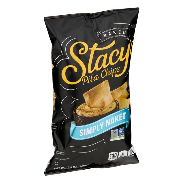 Staceys Simply Naked Pita Chips