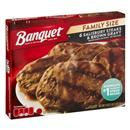 Banquet 6 Salisbury Steaks & Brown Gravy
