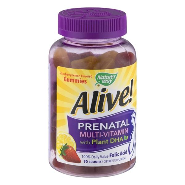 Nature S Way Prenatal Vitamins Ingredients