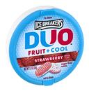 Ice Breakers Duo Fruit + Cool  Strawberry Mints