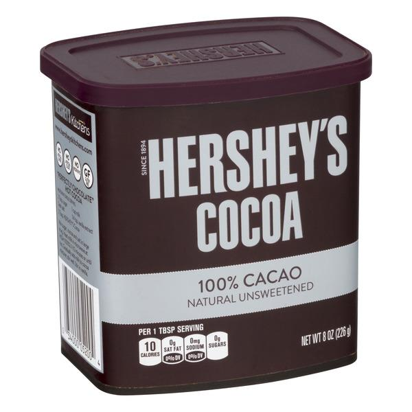 Hershey's Naturally Unsweetened Cocoa