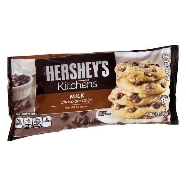 Hershey's Kitchens Milk Chocolate Chips