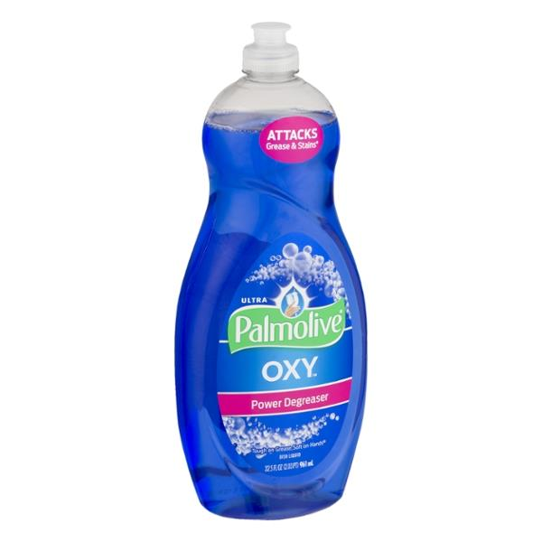 Palmolive Ultra Oxy Power Degreaser Dish Liquid Hy Vee
