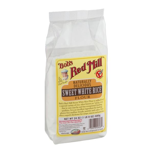 Bob's Red Mill Sweet White Rice Flour | Hy-Vee Aisles ...