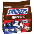 Snickers Minis Sharing Size
