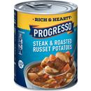 Progresso Rich & Hearty Steak & Roasted Russet Potatoes Soup
