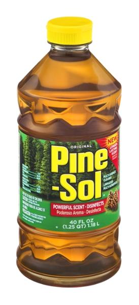 Pine Sol Multi Surface Cleaner Deodorizer Original