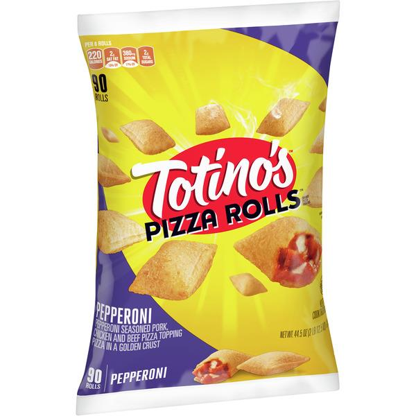 Totino's Pepperoni Pizza Rolls 90Ct