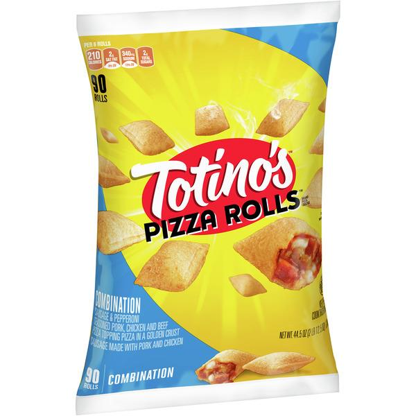 Totino's Combination Pizza Rolls 90Ct