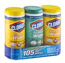 Clorox Disinfecting Wipes Value Pack 105CT