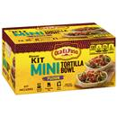 Old El Paso Mini Tortilla Bowl Dinner Kit