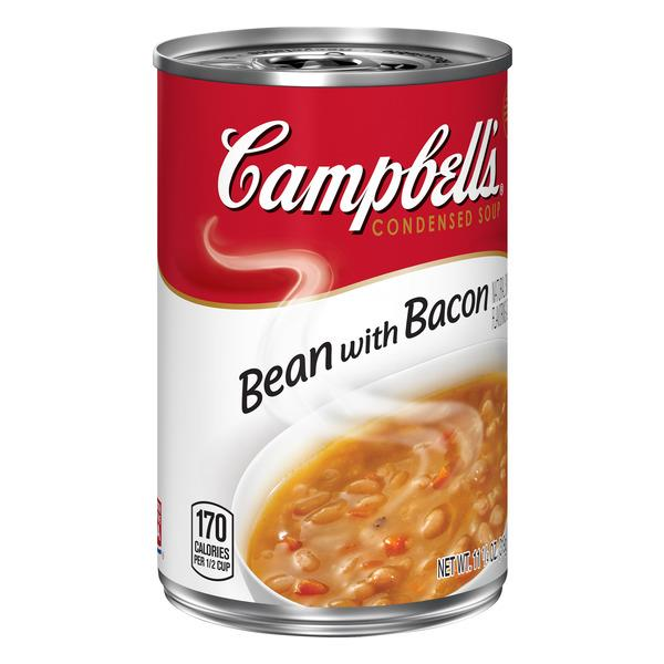 Campbell's Condensed Bean with Bacon Soup