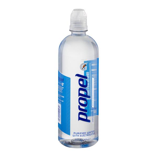 Propel Unflavored Water with Electrolytes