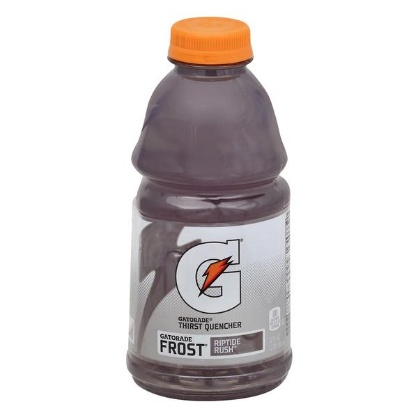 Gatorade G Series Frost Riptide Rush Thirst Quencher