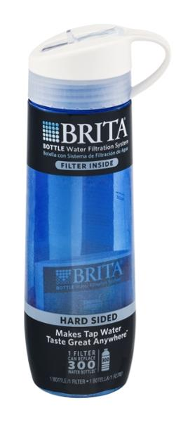 Brita Hard Sided Bottle Water Filtration System Hy Vee Aisles