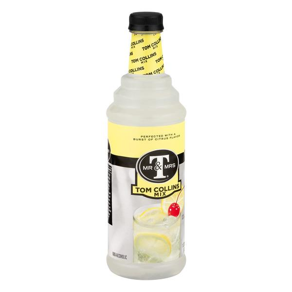 Mr & Mrs T Tom Collins Mix, 1 L Bottle