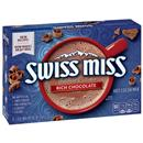 Swiss Miss Rich Chocolate Hot Cocoa Mix 8 - 1.33 oz Envelopes