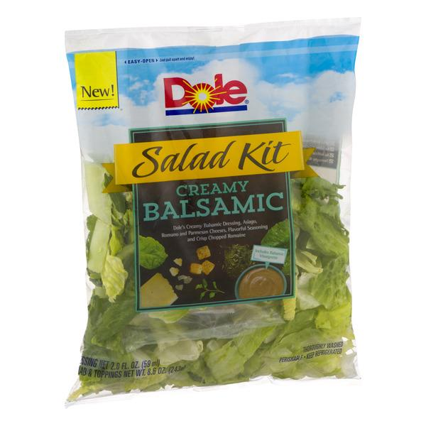 Dole Salad Kit Creamy Balsamic