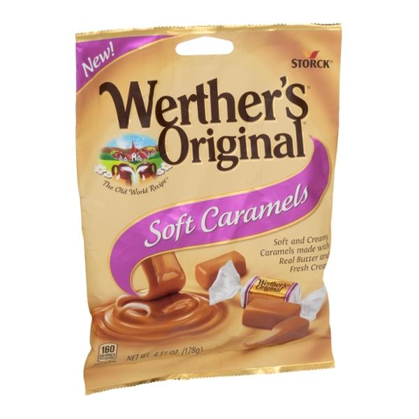 werther s original soft caramels hy vee aisles online grocery shopping