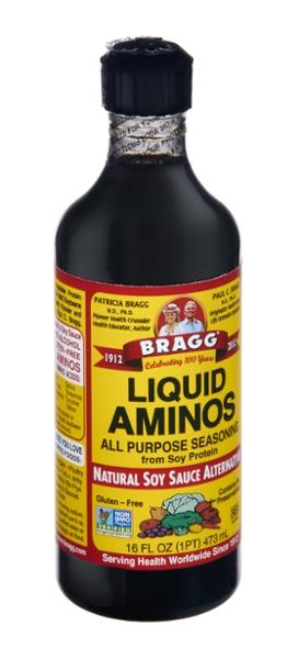 db46448c7f Bragg Liquid Aminos All Purpose Seasoning