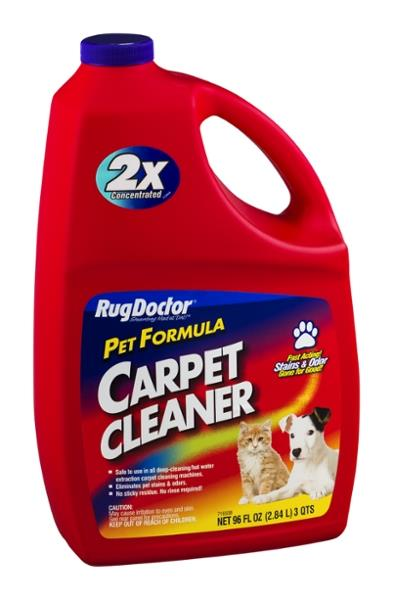 Lovely Rug Doctor Pet Formula Carpet Cleaner